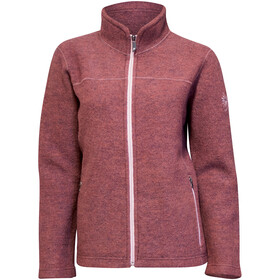 Ivanhoe of Sweden Beata Full-Zip Jacket Women chutney